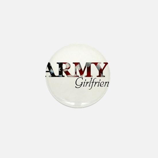 Cute Army bride Mini Button