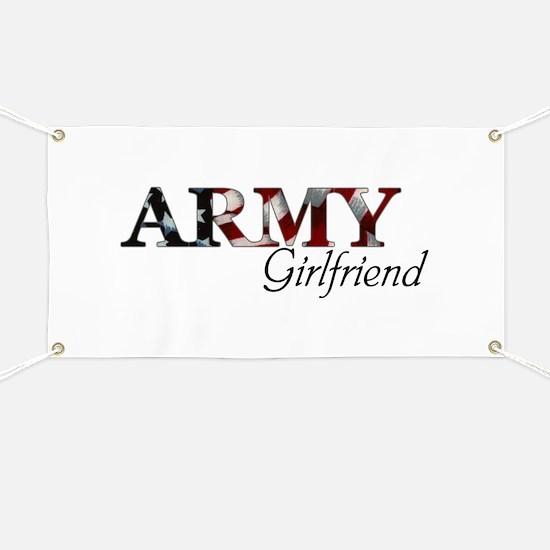 Unique Army girlfriend Banner