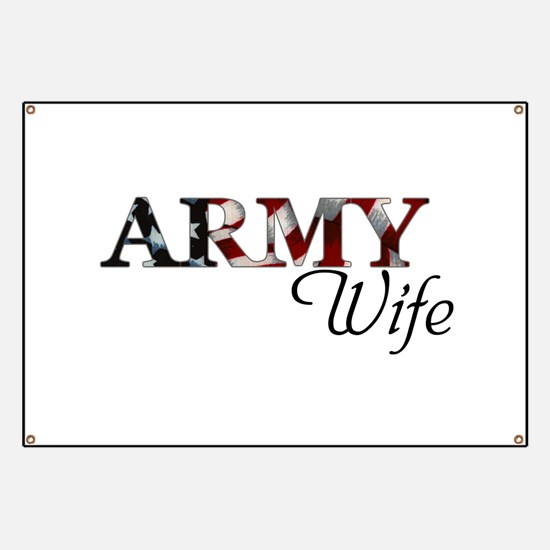Funny Army girlfriend Banner