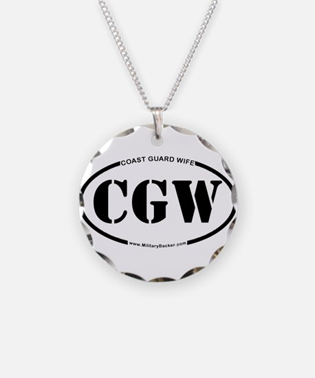 CG Wife (Oval) Necklace