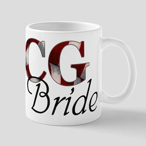 USCG Bride (Flag) Mug