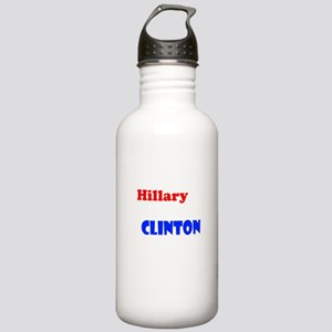 Hillary Rodham Clinton Stainless Water Bottle 1.0L