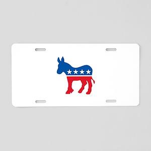 I love Hillary Clinton 2016 Aluminum License Plate