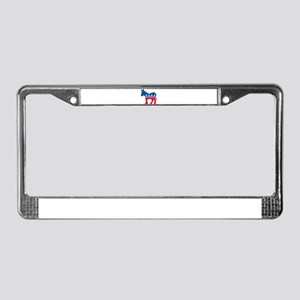 I love Hillary Clinton 2016 License Plate Frame