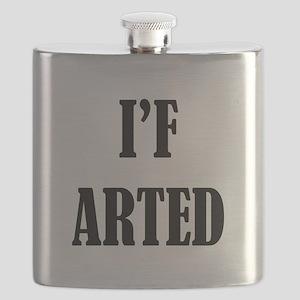 I'f Arted 1 Flask