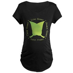 Live Green Think Green T-Shirt