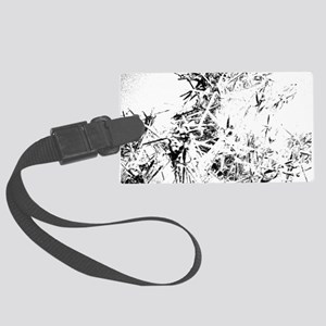 Experiment In Swords Large Luggage Tag