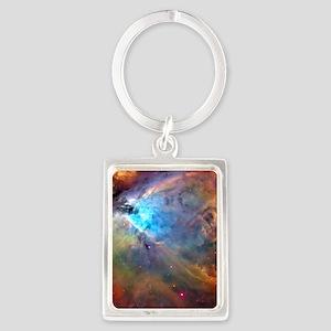ORION NEBULA Portrait Keychain