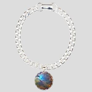 ORION NEBULA Charm Bracelet, One Charm