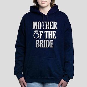 Mother of the Bride wedd Women's Hooded Sweatshirt