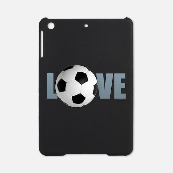 Love Soccer iPad Mini Case