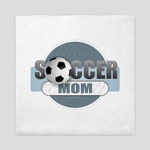 Soccer Mom Queen Duvet