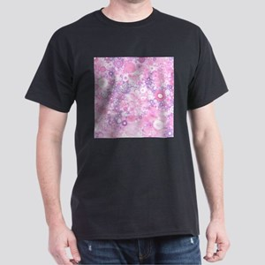 Lovely Ring Shapes on flowers T-Shirt