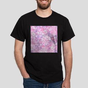 Lovely Ring Shapes on flowers T-Shirt