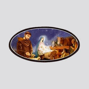 St. Francis Christmas #1 Patch