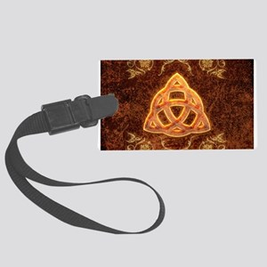 The celtic sign Luggage Tag