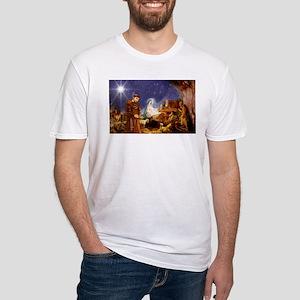 St. Francis Christmas #1 T-Shirt