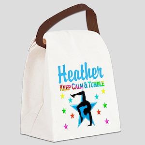 CHAMPION GYMNAST Canvas Lunch Bag
