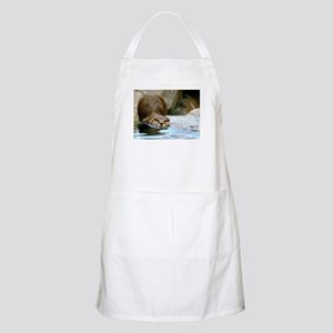 River Otter (Gone Fishin') Apron