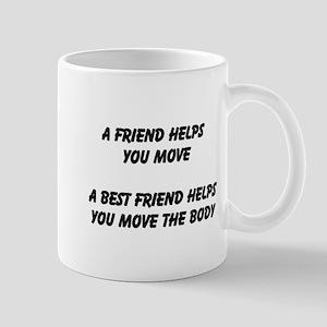 Best Friend Mugs
