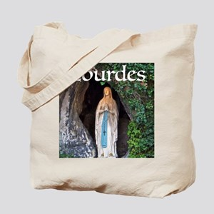 Virgin Mary Lourdes 1 Tote Bag