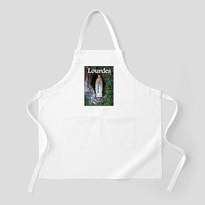 Virgin Mary Lourdes 1 Apron