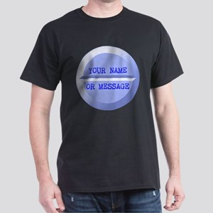 PERSONALIZED Pill Blue T-Shirt