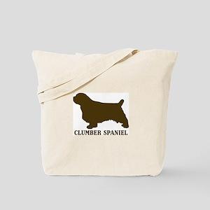 Clumber Spaniel (brown) Tote Bag