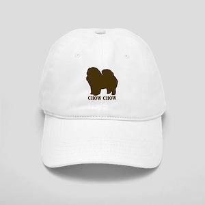 Chow Chow (brown) Cap