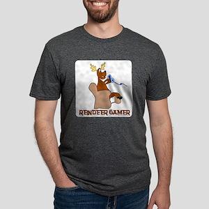 Reindeer Gamer. T-Shirt