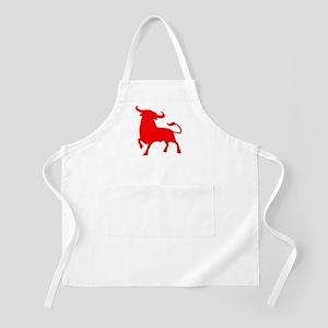 bull spain Apron
