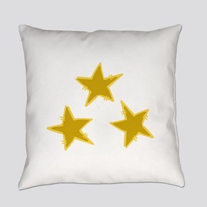 Holiday Stars Everyday Pillow