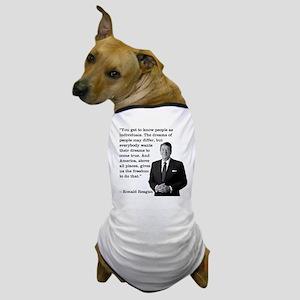 PRES40 INDIVIDUALS Dog T-Shirt
