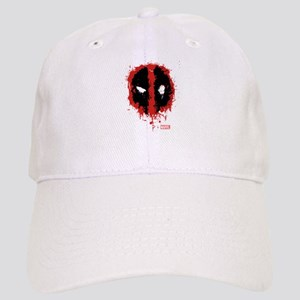 Deadpool Splatter Mask Cap