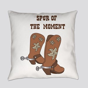 Spur Of The Moment Everyday Pillow