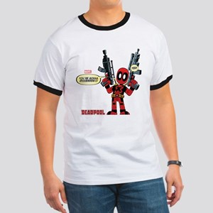 Deadpool Gonna Die Ringer T