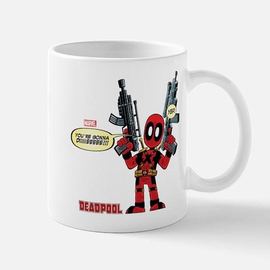 Deadpool Gonna Die Mug