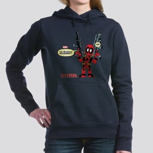Deadpool Gonna Die Women's Hooded Sweatshirt