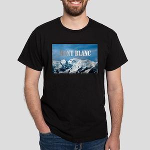 Mont Blanc Pro photo T-Shirt