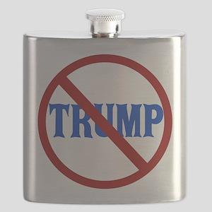 Anti Trump Flask