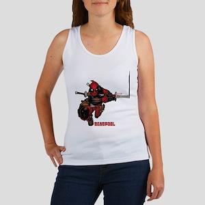 Deadpool Slash Women's Tank Top