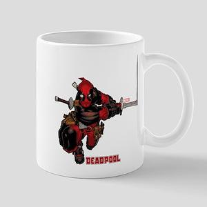 Deadpool Slash Mug