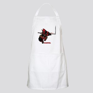 Deadpool Slash Apron