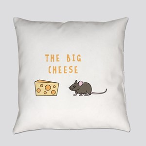 The Big Cheese Everyday Pillow