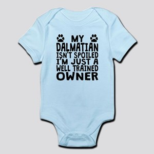 Well Trained Dalmatian Owner Body Suit