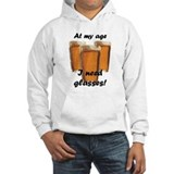 Alcohol Light Hoodies