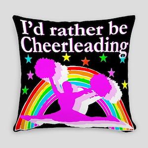 CHEERLEADER POWER Everyday Pillow