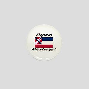 Tupelo Mississippi Mini Button