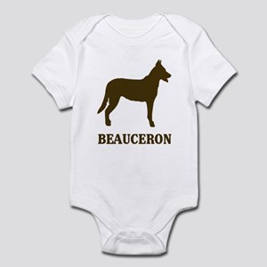 Beauceron (brown) Infant Bodysuit