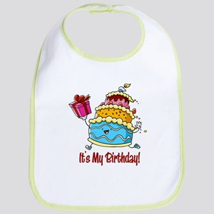 It's My Birthday! Bib